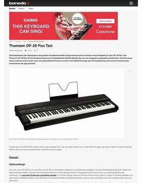 Thomann DP-28 Plus