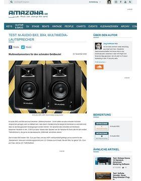 M-Audio BX3, BX4