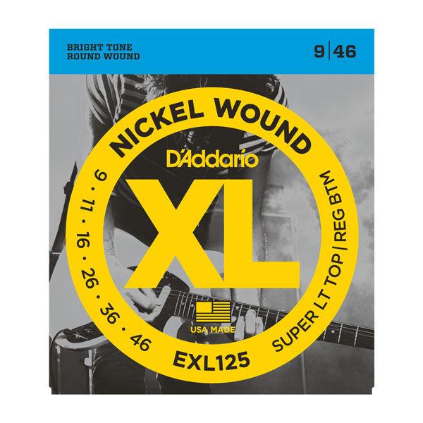 Daddario EXL125