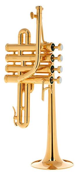 Schilke P 5-4 Piccolo Trumpet Gold