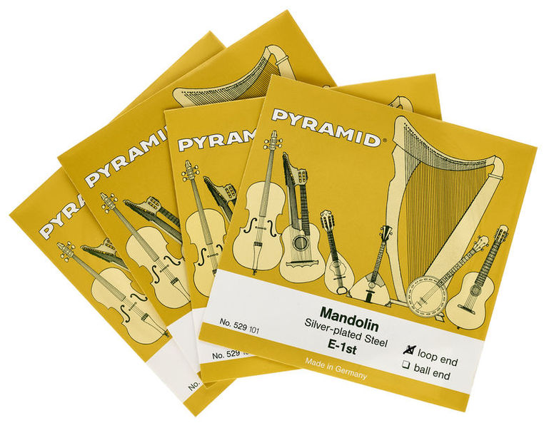 Pyramid 529 Mandolin String Set