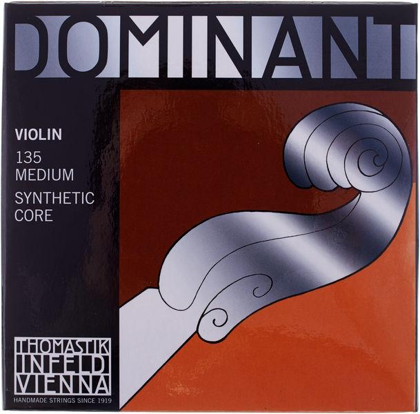 Thomastik Dominant Violin 4/4 Alu medium