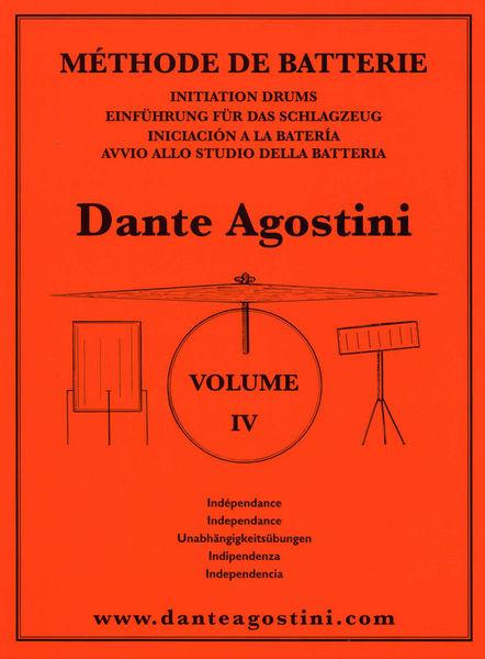 Dante Agostini Méthode De Batterie 4