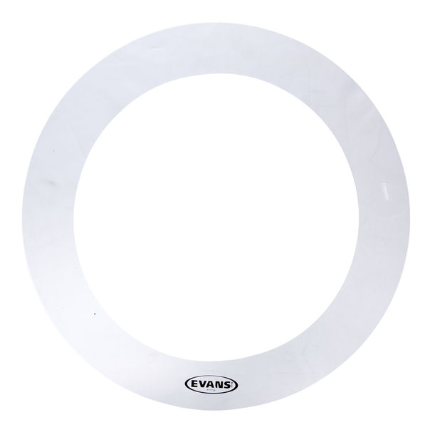 """Evans E-Ring 14"""" Clear 2"""