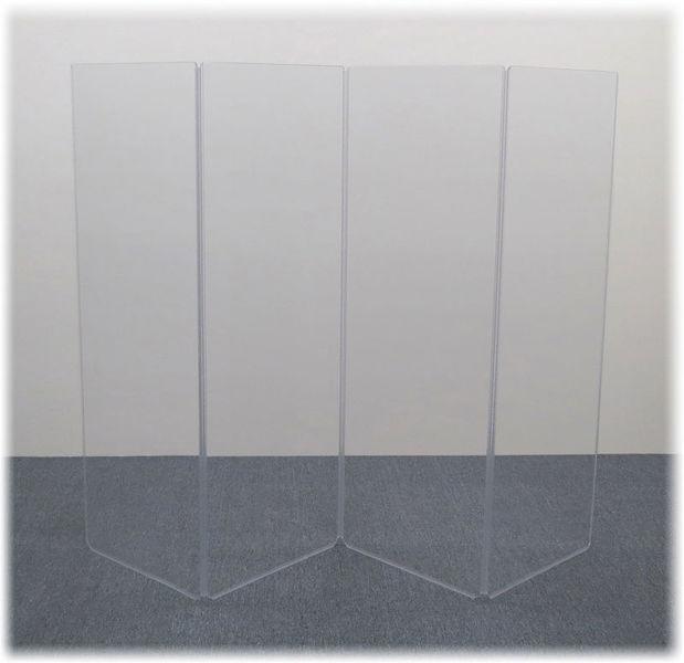 Clearsonic A2466x4 (A5-4) Drum Shield