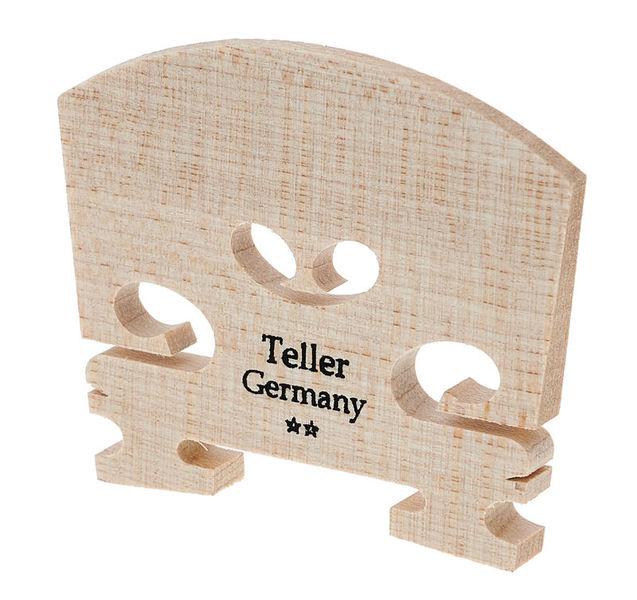 Teller No.09 Violin Bridge 41mm 4/4