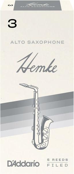 DAddario Woodwinds Hemke Alto Saxophone 3.0