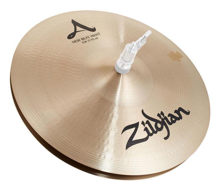 "Zildjian 13"" A-Series New Beat Hi-Hat"