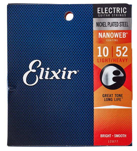 Elixir Nanoweb Light-Heavy