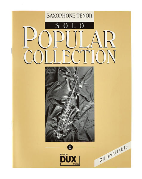 Edition Dux Popular Collection 2 T-Sax