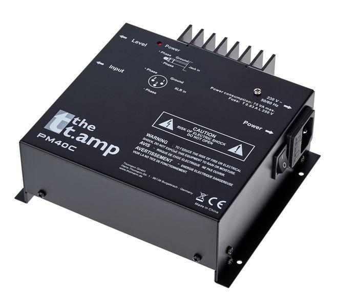 the t.amp PM40C