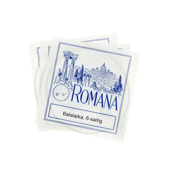 Romana Balalaika 6 Strings Set