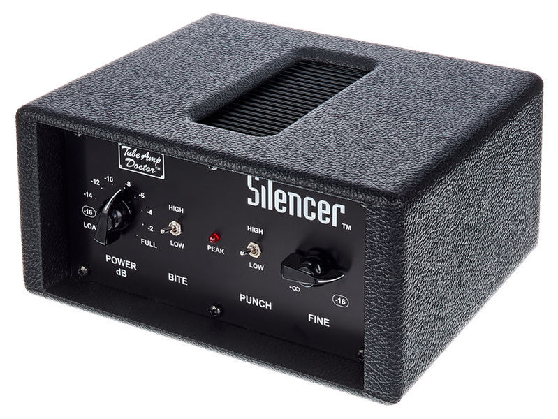 Tube Amp Doctor Silencer 16 Ohms Black