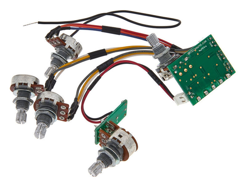 Artec SE-3 Bass Electronics Set