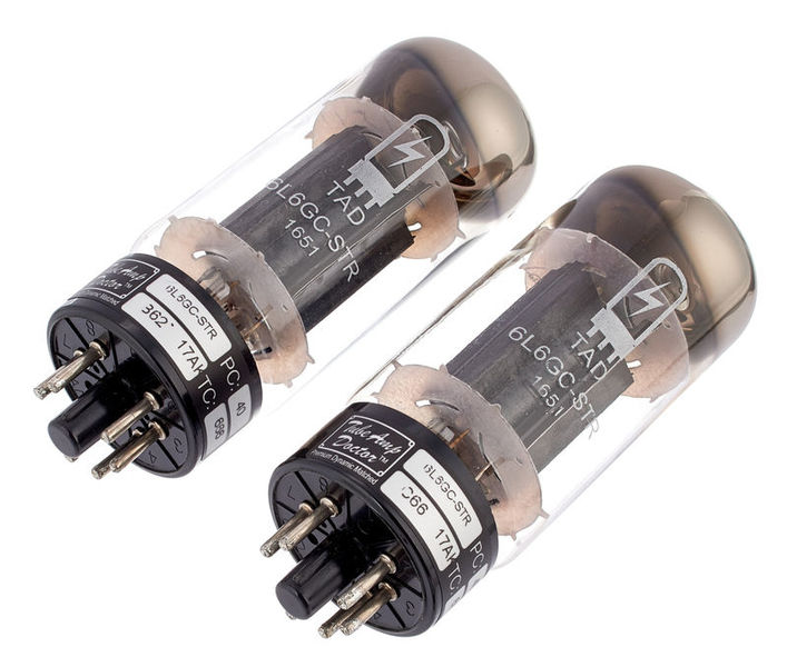 TAD RT212 Tube 6L6GC -STR Duett