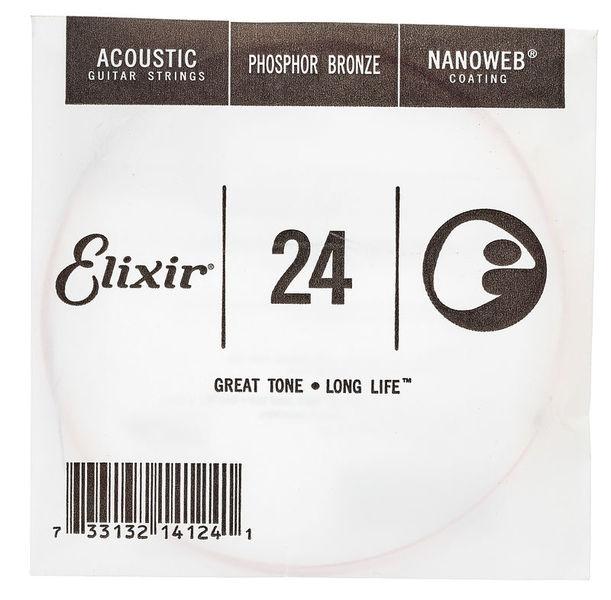 Elixir .024 Western Guitar Ph.
