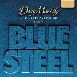 Dean Markley 2034 Blue Steel Acoustic LT