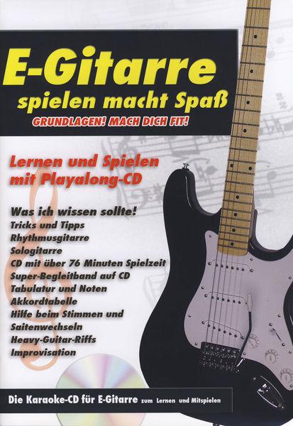 Streetlife Music E-Gitarre spielen macht Spaß