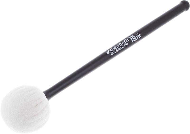 Vic Firth BD3 Soundpower Mallet/Beater