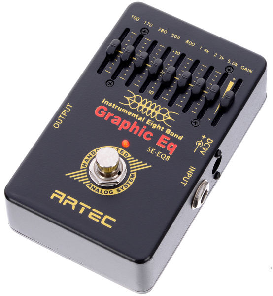 Artec SE-EQ8 Graphic EQ