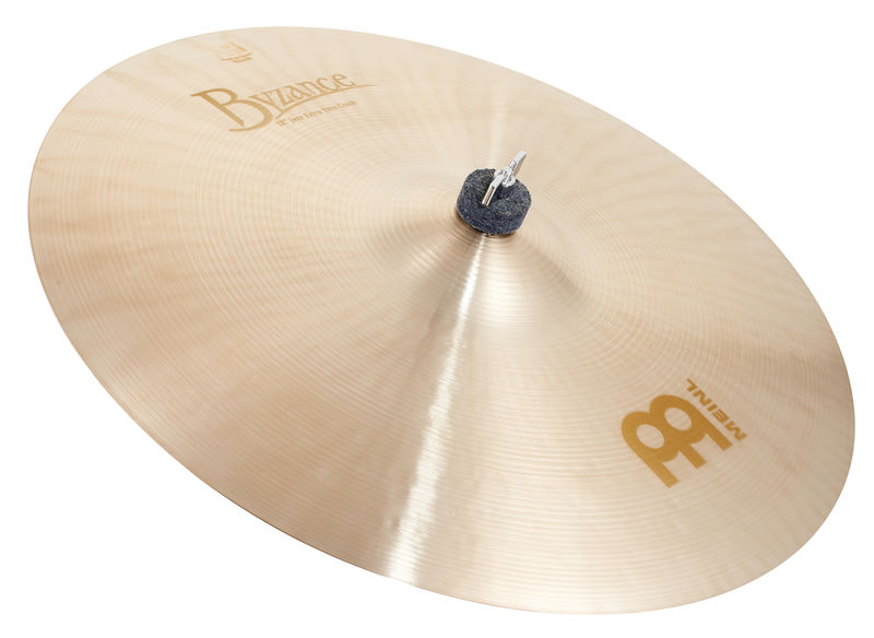"Meinl 18""Byzance J. Extra Thin Crash"