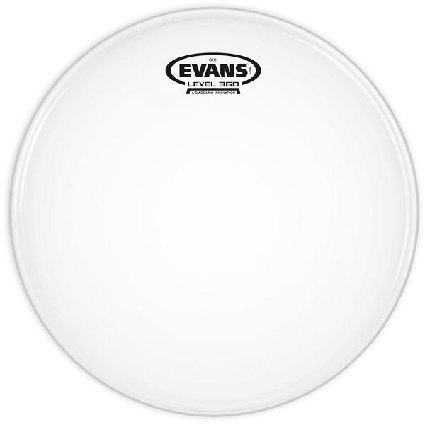 """Evans 16"""" G12 White Coated"""