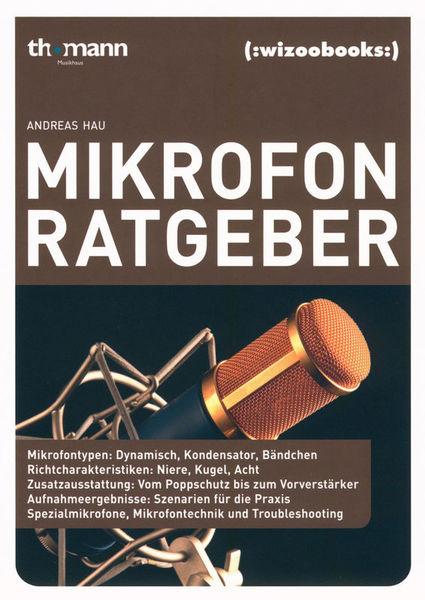 Wizoo Publishing Microphones