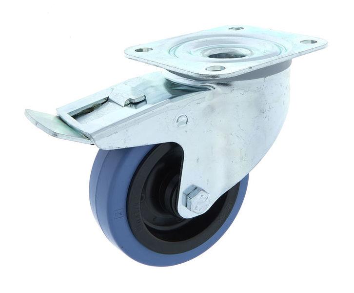 Millenium Blue Wheel MkII Braked