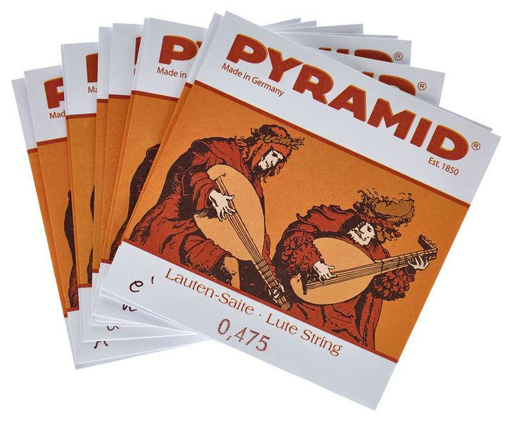 Pyramid Baroque Guitar Strings