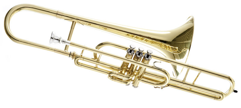 Thomann MB-20 C- Valve Trombone short