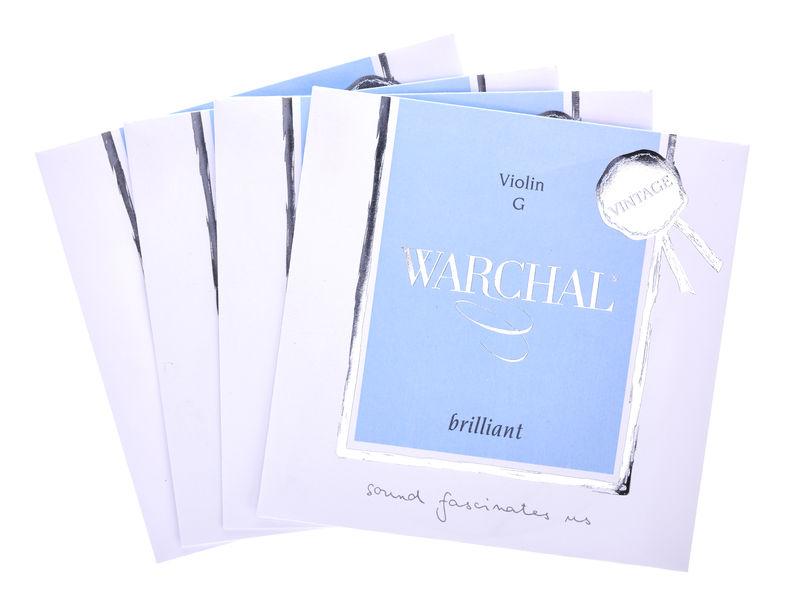 Warchal Brilliant Vintage 4/4 Ball End