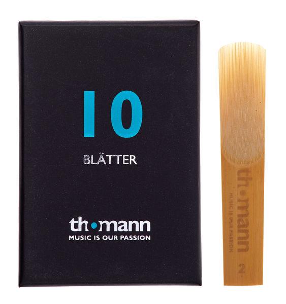 Thomann Reed Bb-Clarinet Boehm 2.0