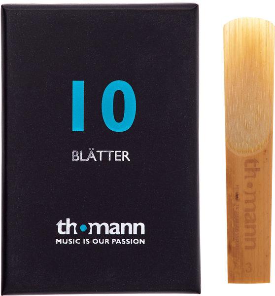 Thomann Reed Bb-Clarinet Boehm 3.0