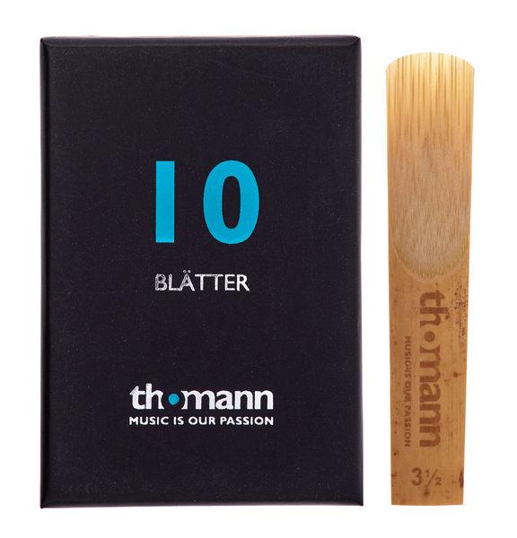 Thomann Reed Bb-Clarinet Boehm 3.5