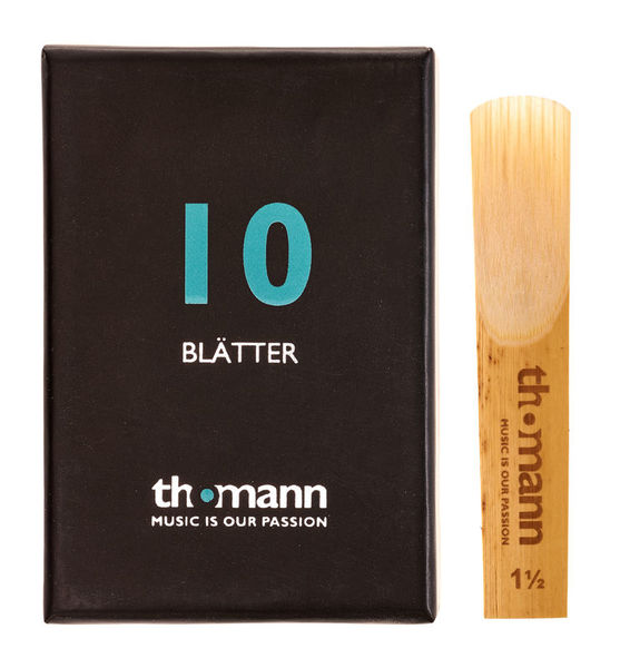 Thomann Reed Bb-Clarinet Boehm 1.5