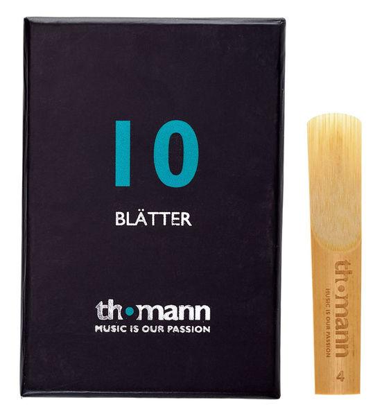 Thomann Reed Bb-Clarinet Boehm 4.0