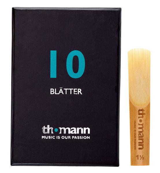 Thomann Sample Reeds Bb-Clarinet Boehm