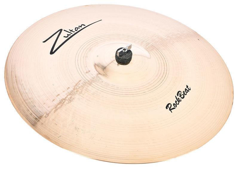 """Zultan 20"""" Rock Beat Heavy Ride"""