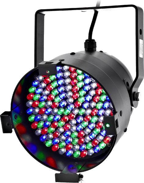 Stairville LED Par56 MKII RGBW 10mm black