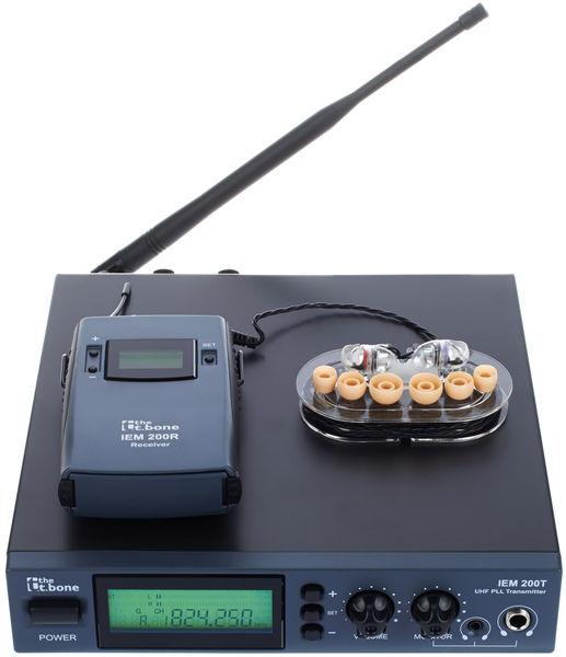 the t.bone IEM 200 - 820 MHz