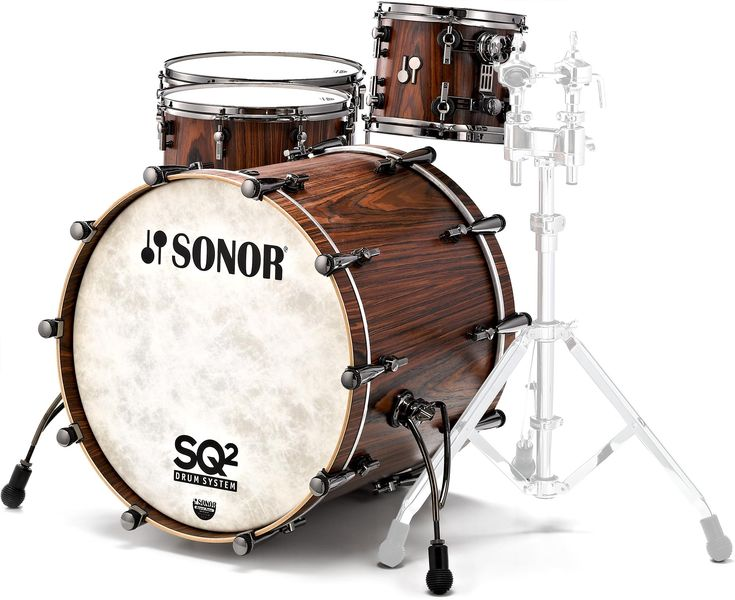Sonor SQ2 Shell Set Beech Vintage