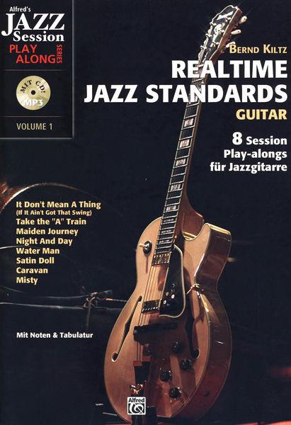 Alfred Music Publishing Realtime Jazz Standards Git.