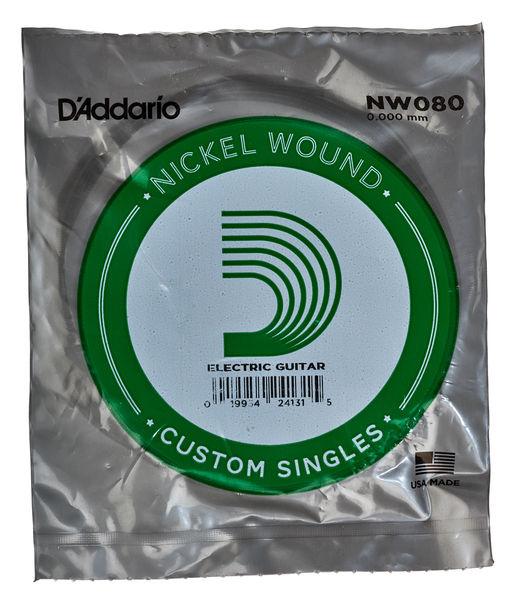Daddario NW080 Single String