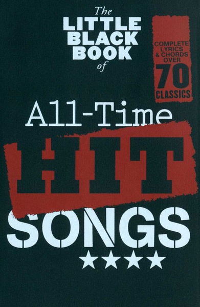Hal Leonard Little Black Book All-Time Hit