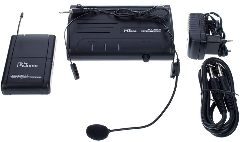 the t.bone TWS One A Headset