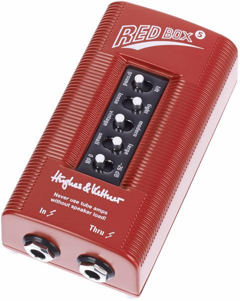 Hughes&Kettner Redbox 5
