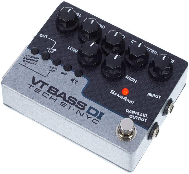 Tech 21 SansAmp Character VT Bass DI