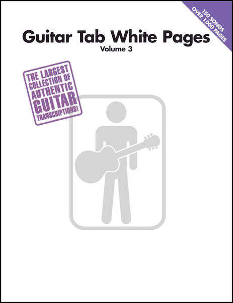 Hal Leonard Guitar Tab White Pages 3