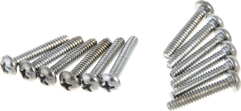 Fender Strat/Tele PU Mounting Screws