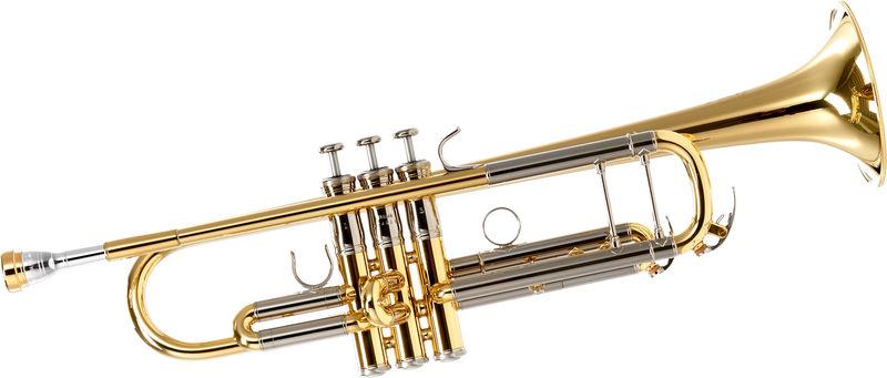 Yamaha YTR-8345 04 Trumpet